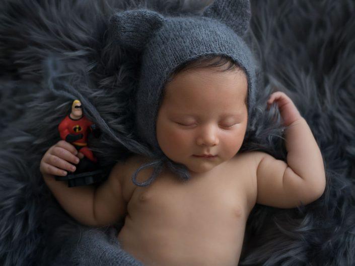 Sedinta foto nou-nascut Bucuresti - Studio Photoholix - Lorena Oprea