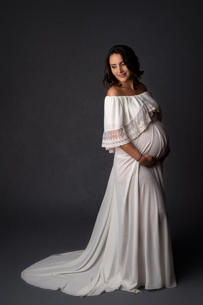 Sedinta foto gravide Bucuresti - Fotograf Maternitate Bucuresti