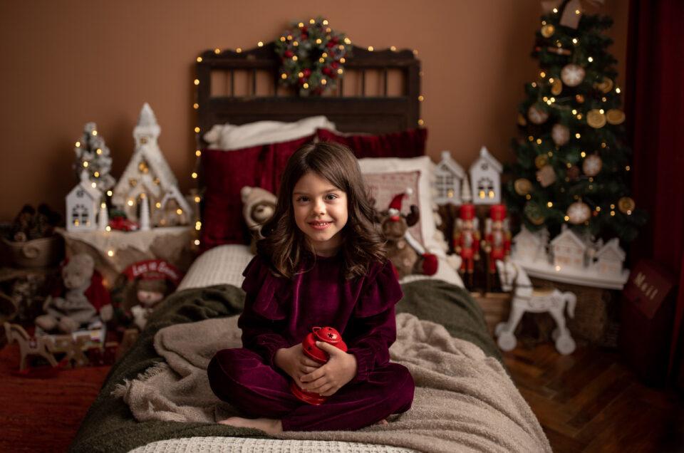 Ședința foto de Crăciun Bucuresti | Photoholix Studio