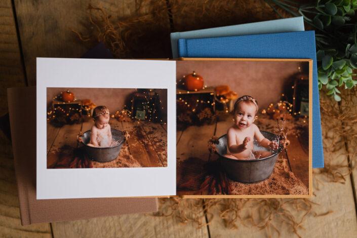 Album foto de familie-Photoholix Studio-Album foto smash the cake