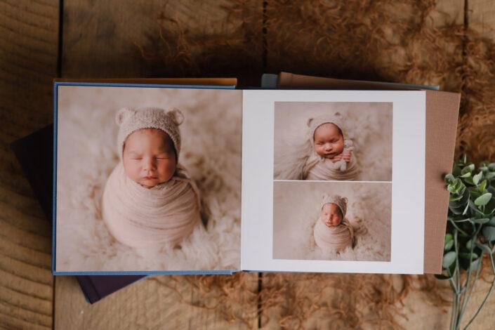 Album foto de familie-Photoholix Studio-Album foto nou-nascut