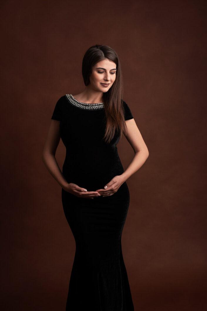 Sedinta foto de gravide Bucuresti-Studio Foto Bucuresti