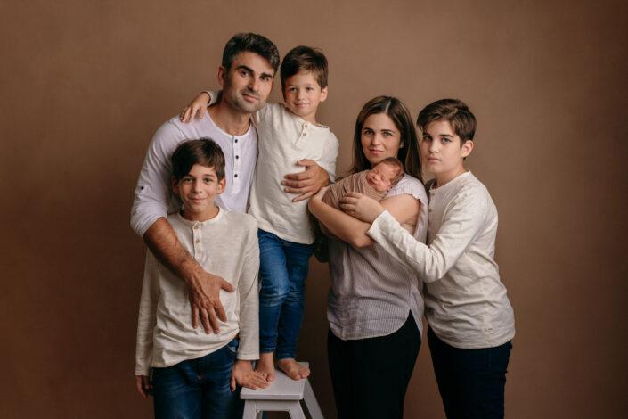 Sedinta foto nou-nascut Bucuresti-Sedinta foto de familie Bucuresti